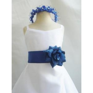flower girl dress image