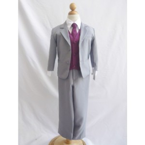 boy-suit-gray-with-purple-plum-vest-for-ring-bearer-long-tie-easter-wedding-7f0