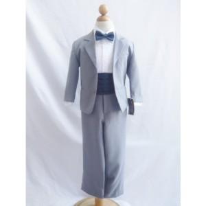 boy-suit-grey-with-blue-navy-vest-for-ring-bearer-cummerbund-easter-wedding-ec1