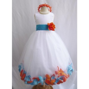 rose-petal-dress-combination-orange-and-turquoise-custom-colors-ac5