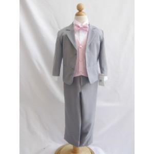 boy-suit-gray-with-pink-light-vest-for-ring-bearer-bow-tie-easter-wedding-f20