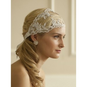 split-lace-ribbon-wedding-headband-with-french-netting-d77