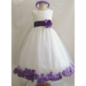 flower-girl-dress-rose-petal-ivory-with-purple-for-easter-wedding-bridesmaid-e16