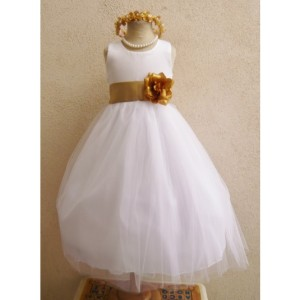 Tulle Girl Dress